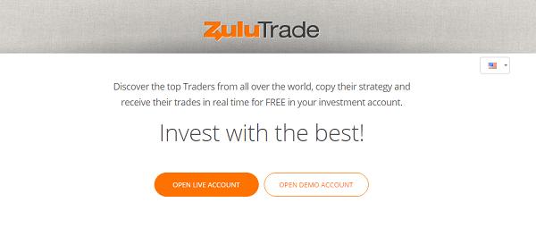 social trading platform
